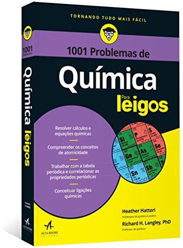 1.001 Problemas de Química Para Leigos
