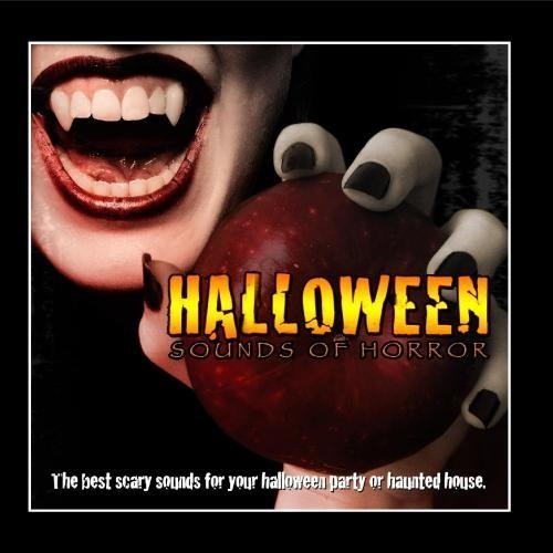 Halloween Sounds Of Horror - Scary Music And Scream Sounds by Loki's Halloween Party (2010-08-18) ()