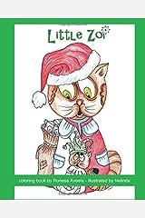 Little Zoi (Children's Coloring Books) Paperback