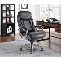 Serta 44942A Works, Executive, Gray