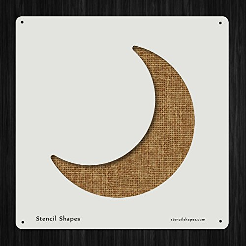 Crescent Moon Shape - 5
