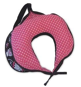 Boppy Travel Pillow, Olivia Dot