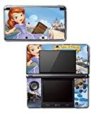 Sofia the First Once Upon a Princess Clover Amber Video Game Vinyl Decal Skin Sticker Cover for Original Nintendo 3DS System