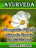 Ayurveda: Homeopathic & Herbal Ayurvedic Remedies for Six Diseases