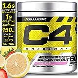 Cellucor C4 Original Pre Workout Powder Energy Drink w/ Creatine, Nitric Oxide & Beta Alanine, Pink Lemonade, 60 Servings
