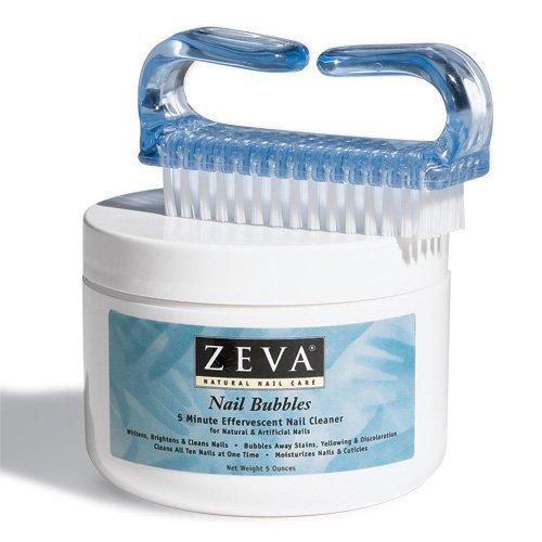 Zeva Nail Bubbles - Nail Whitening Formula. 15 Individual Packets.