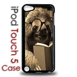 IPod 5 Touch Black Plastic Case - Dolla Dolla Bill Sloth Professor