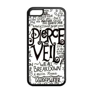 meilz aiaiCustom Pierce The Veil Back Cover Case for iPhone 5C OA-295meilz aiai