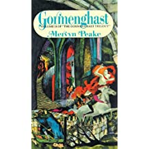 Gormenghast: Library Edition (Gormenghast Trilogy (Audio))