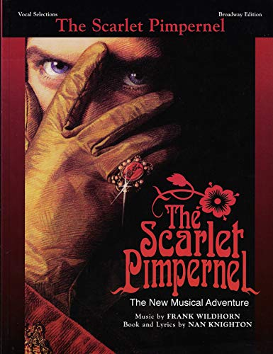"Frank Wildhorn""SCARLET PIMPERNEL"" Douglas Sills/Terrence Mann 1998 Broadway Edition Vocal Selections"