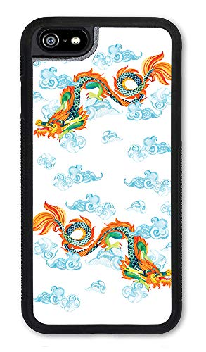 - Cell Phone Case/Cover for Apple iPhone 6 Plus / 6S Plus (Larger Size iPhones) - Chinese Dragon