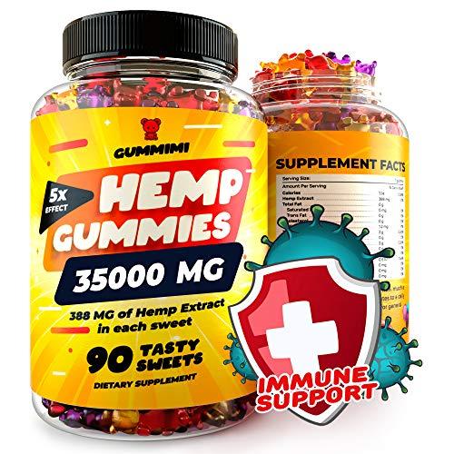 Hemp Gummies for Pain