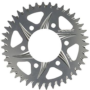 Amazon Com Vortex 452as 41 Black 41 Tooth 520 Pitch Steel Rear