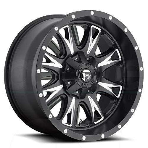 8 lug fuel throttle wheels - 3