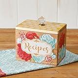The Pioneer Woman Blossom Jubilee 6.2-Inch Recipe Box
