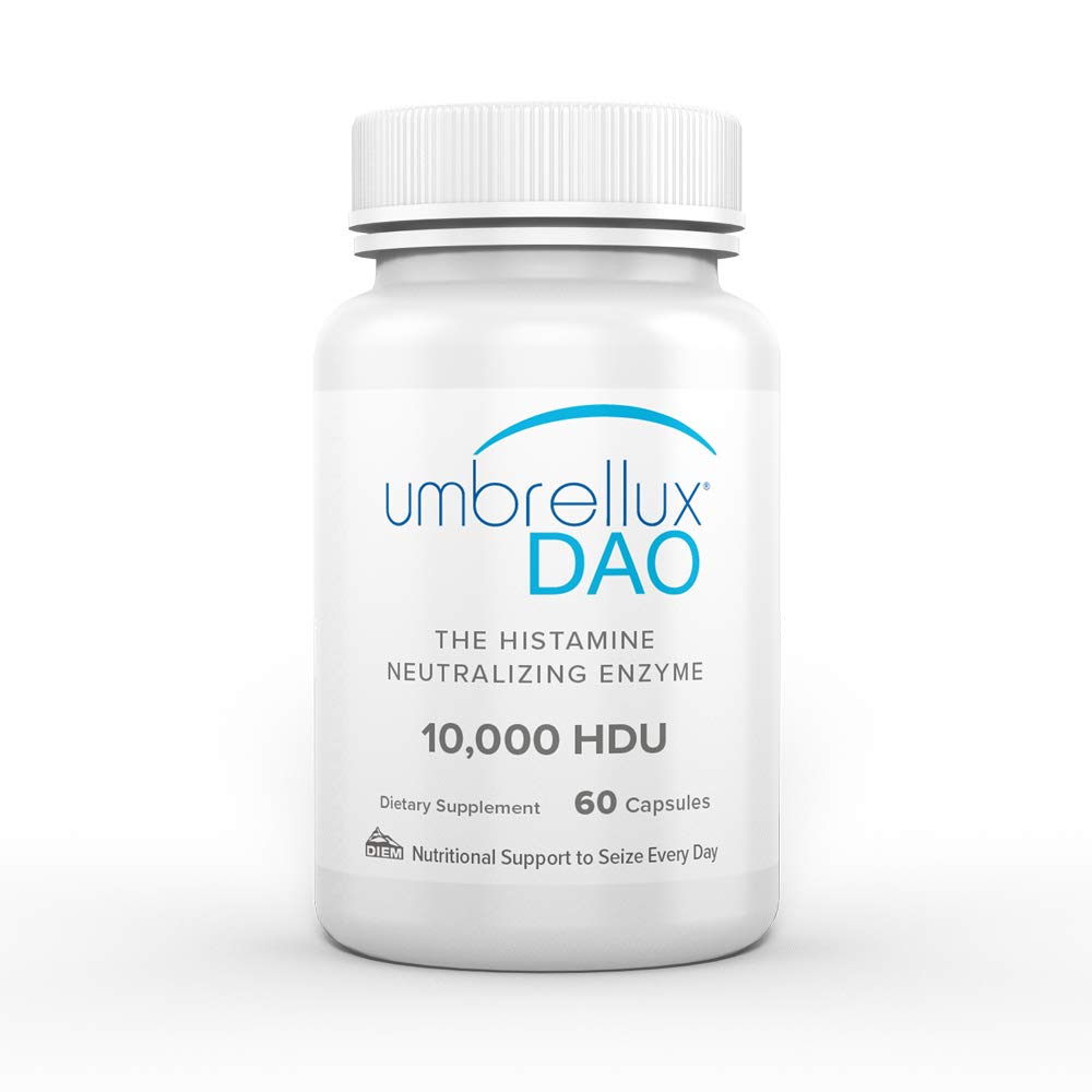 Umbrellux DAO - Histamine Neutralizing Enzyme - 60 by Umbrellux