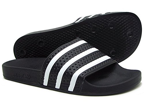 adidas Originals Adilette - Black/White 13