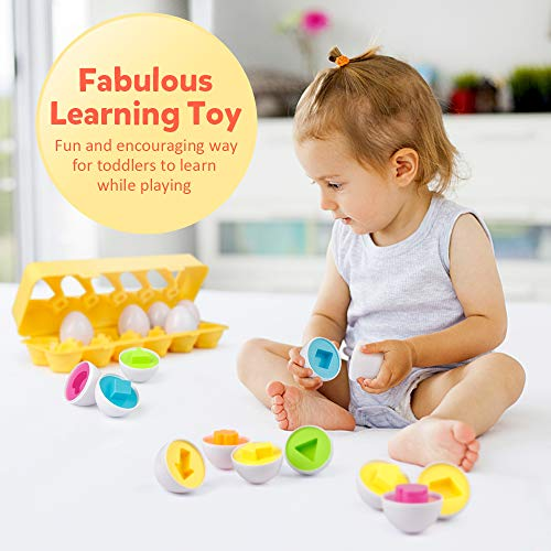 Matching Eggs Toy