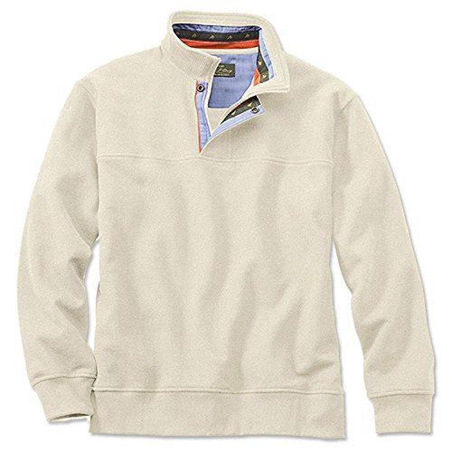 Orvis Men's Signature Sweatshirt Pullover Sweater (XX-Large, - Shopping Outlet Delaware