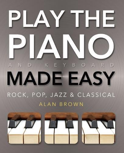 Download Play Piano & Keyboard Made Easy: Rock, Pop, Jazz