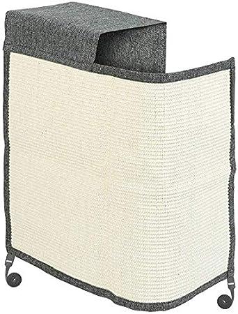 Tolyneil rascador para Gatos de Sofa Protector para Esquina de sof/á o sill/ón para el Lado Izquierdo del sof/á