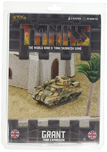 Gale Force 9 Tanks British Grant Tank Expansion Board for sale  Delivered anywhere in USA