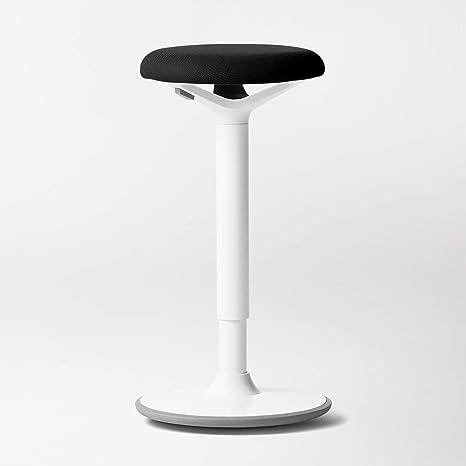 Amazon.com: Luna – Silla de oficina de pie y taburete de ...
