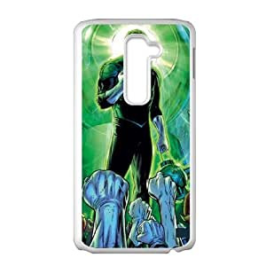 Salute to Green Lantern LG G2 Cell Phone Case White Protect your phone BVS_632182