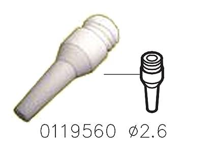 JBC 0119560 Boquilla Bomba Desoldadora 2.8 Mm