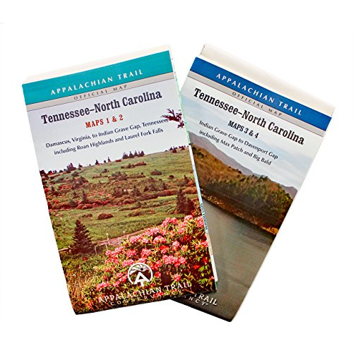 Official Tennessee and North Carolina Appalachian Trail Maps ()