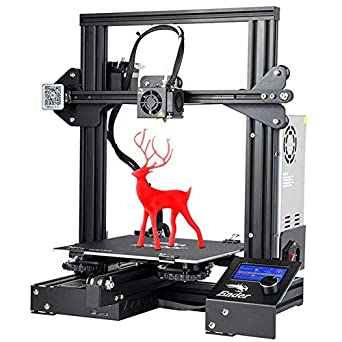 Amazon.com: Creality Ender 3 Impresora 3D totalmente abierta ...