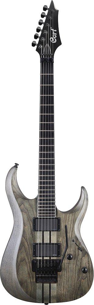 Guitarra electrica cuerpo macizo Cort X500 OPTG: Amazon.es: Instrumentos musicales
