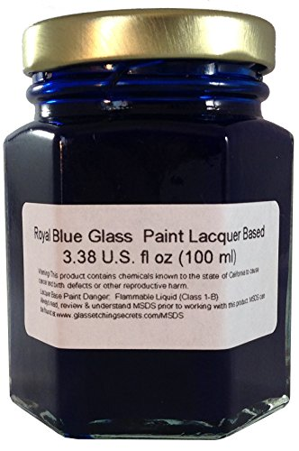 blue-glass-paint-professional-grade-lacquer-stain-color-100-millilters