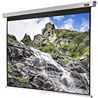 """celexon 138"""" Manual Pull Down Projector Screen Manual Professional, 106 x 80 inches viewing area, 4:3 format, Gain 1.2"""