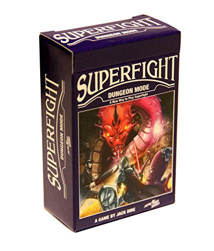 Superfight Card Game from Skybound: Dungeon Mode Deck ()