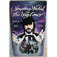 Ray Bradburys Something Wicked This Way Comes - VHS Tape