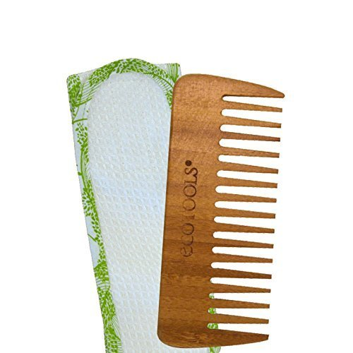 Eco Tools Spa Headband & Comb Bath Accessories by Paris Presents