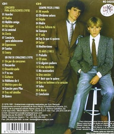 Sus Cuatro Primeros Álbumes En Cbs 1978-: Pecos: Amazon.es: Música
