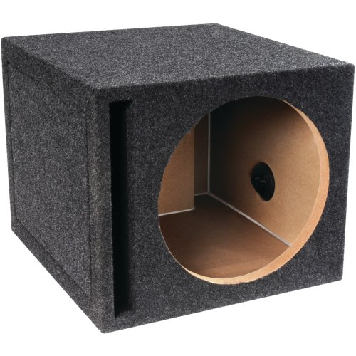 - New - ATREND E15SV BBox Series Single-Vented Subwoofer Enclosure (15