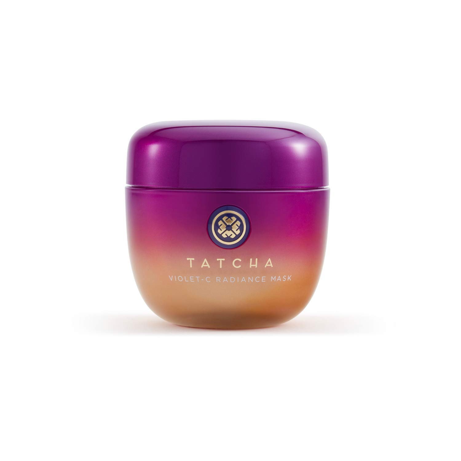 Tatcha The Violet-C Radiance Mask: Creamy Anti-Aging Mask with Vitamin C for Soft, Glowing Skin (50 ml / 1.7 oz)
