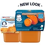 Gerber 2nd Foods Sweet Potatoes, 4 Ounce Tubs, 2