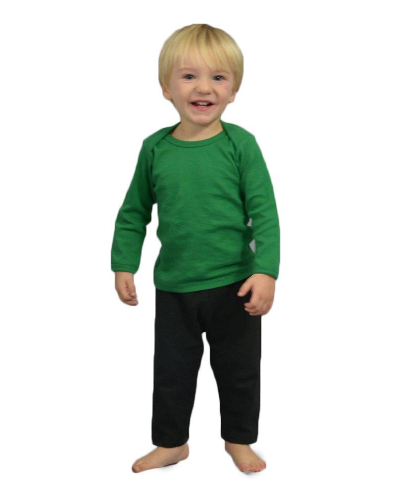 Monag Toddler Interlock Pants 6T Sky