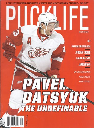 Puck Life Magazine (Winter 2013 (Pavel Datsyuk Cover))