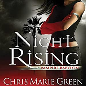 Night Rising Audiobook