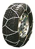 Quality Chain Diamond Back LT 3.7mm Link Tire Chains (Rubber Adjuster Style) (2327LW)