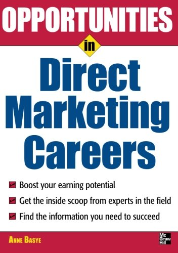 Opportunities in Direct Marketing