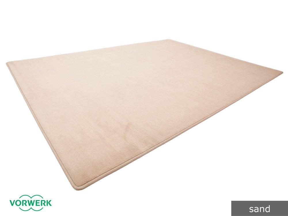 Vorwerk Bijou sand der HEVO® Spielteppich nicht nur für Kinder 160x200 cm