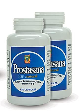 Prosta Sana, Capsulas naturales para el alivio de la Prostata inflamada. Prostate Support with