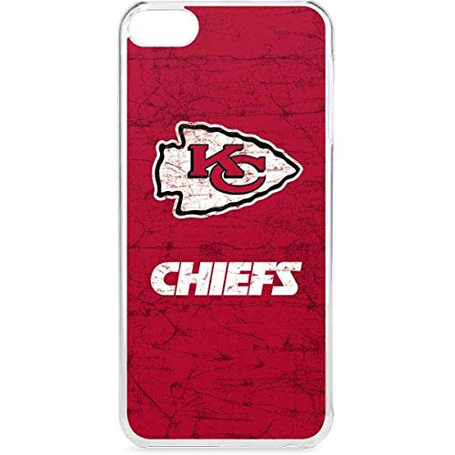 NFL Kansas City Chiefs iPod Touch 6th Gen LeNu Case - Kansas City Chiefs Distressed Lenu Case For Your iPod Touch 6th Gen by Skinit