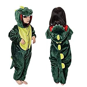 e01e2624ba MMTX Unisex Dinosaurio Onesies Disfraces Pijamas